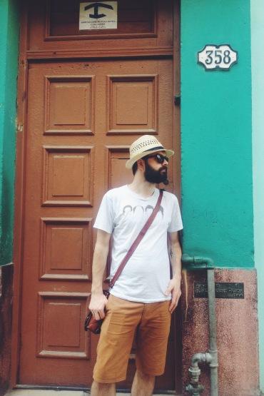 Døren til Casaen vår.