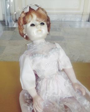 skremmende dukke del 1