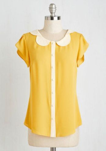 40-tallet inspirert skjorte fra Mod Cloth